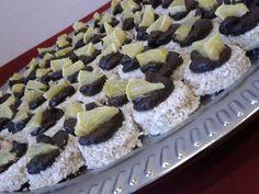 Narancsos-csokis korongok Tej, Oatmeal, Vegan, Cookies, Breakfast, Desserts, Food, The Oatmeal, Crack Crackers