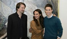 Addicted to Eddie: Copenhagen Photocall and Press Conference at Arken Museum - TDG Premiere