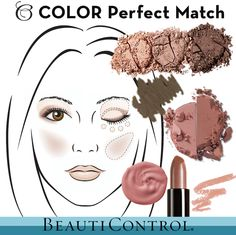 Does your makeup bring out the beautiful in you? Take our eBeauti Color quiz…