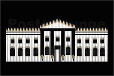 Udo Dittmann - Weißes Haus aus Bleistiften  #Bleistifte #Bleistift #Monumente #Kunst #Wahrzeichen #Monument #calvendo #posterlounge #poster #Kalender2017 #pencils #pencil #monuments #art #landmark #monument #calendar2017 #whitehouse #washington #usa #amerika