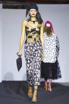 Ashley Williams Ready To Wear Spring Summer 2016 London - NOWFASHION