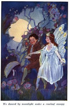 """""""A Brownie Robinson Crusoe"""" - illustrated by Orrin A. White (1920) by docarelle, via Flickr"""