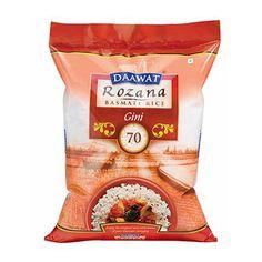 Price Rs.489/- Buy #Daawat #Rozana #Basmati #Rice Gini Online in Delhi, Noida, Ghaziabad, NCR