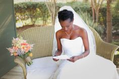 Vintage Travel Inspired Wedding At Elmwood Gardens   Photograph by Photography by Gema  http://storyboardwedding.com/vintage-travel-inspired-wedding-elmwood-gardens/