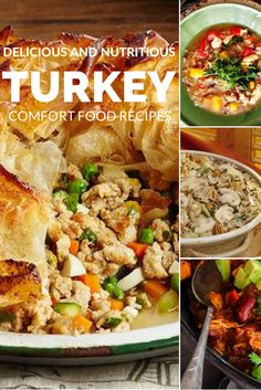 Keep your family warm and cozy with a hearty dinner! Put a twist on an old classic with this healthy, delicious, and comforting Moroccan Turkey and Vegetable Pot Pie, or try this slow cooker Turkey Chili with Sweet Potato, Chipotle, and Maple. Whether you're looking for soups, casseroles, or pastas, head over to canadianturkey.ca to find more ideas for delicious meals!