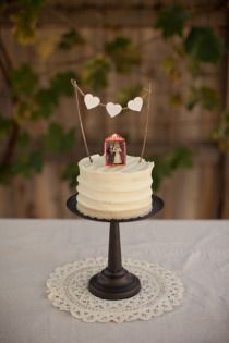 another wedding cake topper