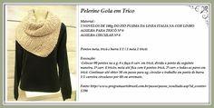 Gola+Pelerine+Trico+Receita.jpg 827×420 pixels