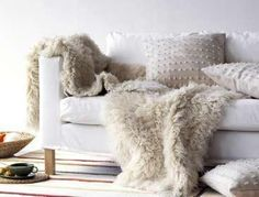 Home Decor Ideas Trending Look Outfit Glam Fashion Fur Winter