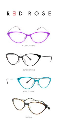 be2b1e297a Ogi Eyewear brings back the Red Rose name in a whole new way. Inspired by  minimalism
