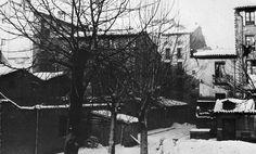 Memorias del Viejo Pamplona: Plazas y calles de ayer y hoy: la plaza de Santa Ana (1953-2013)