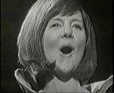 "Cilla Black sings her #1 hit single ""You're My World"" (Il Mio Mondo) Number One 28 May 1964"