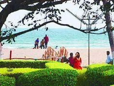 Yarada Beach, Vizag