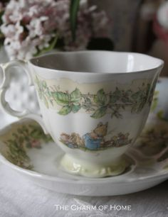The Charm of Home: Brambly Hedge