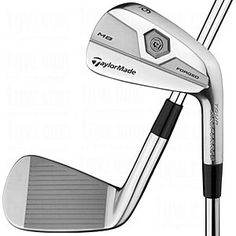 TaylorMade Mens Tour Preferred MB Forged Irons
