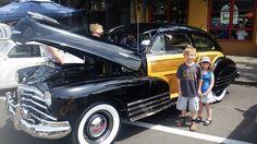 Chevrolet Fleetline Aerosedan Woody
