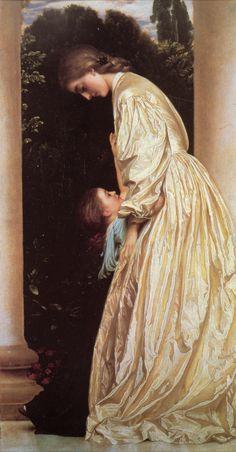 Sisters,   Frederic Leighton