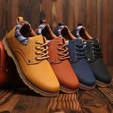 2016 Nuevo De Moda England Hombre Planos Recreativo Zapatos diario trabajo