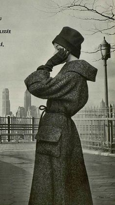 Madame Gres Coat, 1957