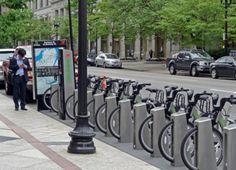 Philadelphia Bike Share// Albrecht Events, Philadelphia