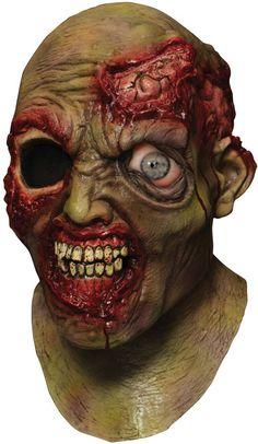 Zombie Eye Digital Halloween Mask
