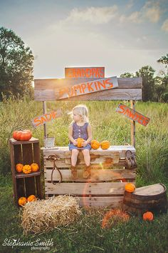 Stephanie Smith Photography: Pumpkin Patch Sample Session Tap the link now to find the hottest products to take better photos! Photo Halloween, Halloween Fotos, Fall Halloween, Halloween Mini Session, Photography Mini Sessions, Photography Props, Photo Sessions, Photography Ideas Kids, Halloween Photography