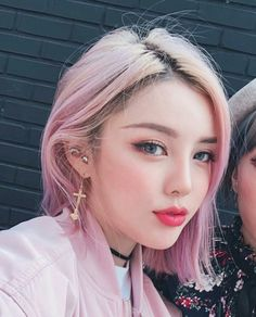 Korean Makeup Guide Korean Cosmetics Tips & Products to Try ~ Magazzine Fashion Baddie Hairstyles, Fancy Hairstyles, Simple Hairstyles, Hairstyles Men, Christmas Hairstyles, Fringe Hairstyles, Curled Hairstyles, Natural Hairstyles, Straight Hairstyles