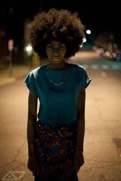 4c Natural Hair. Can't wait til I get big hair like this.