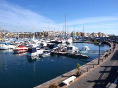 Las Galletas Marina, Costa Silencio | Flickr - Photo Sharing!