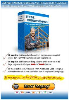 Fred's Bouwtekeningen – Meer dan 10.000 bouwtekeningen en projecten! - Fred's Bouwtekeningen