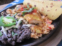 Tequila Lime Chicken - Pioneer Woman...refried black beans, Mexican rice casserole, tortillas, mango margaritas virgin and regular, beer for the men