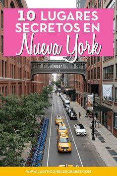 10 lugares secretos en Nueva York - Tremble Tutorial and Ideas New York Vacation, New York Travel, Travel Usa, Travel Tips, Places To Travel, Travel Destinations, Places To Visit, Squat, Route 66 Road Trip