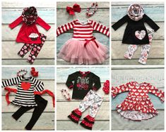 Valentine Clearance:  surprise grab bag outfit for just $8.99 with a share!