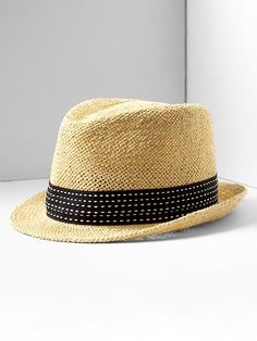 Banana Republic Farrah Fedora...this can be carried into fall so don't put your hats away just yet!