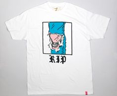Image of S/S R.I.P. : Short Sleeve T-Shirt