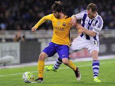 Sergi Roberto talks-up full-back role for Spain #Barcelona #Spain #Football
