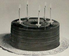 45's cake