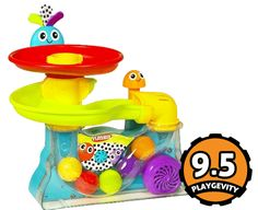 e11f3c7106aa Best Toys for 1 Year Olds owner. Follow. Playskool Explore N  Grow Busy  Ball Popper. Enhances fine motor skills. Toddler Gifts