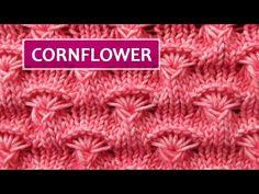 Cornflower Stitch ✿