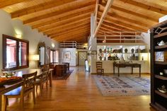 Secluded country house with 3 guest apartments