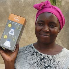 Solar Sister creates sustainable businesses, by investing in women entrepreneurs in rural Africa. Solar Sister does for the African woman what Avon did for the housewife of the 60's. Only it's solar lanterns instead of beauty products.