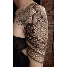 sacred geometry tattoo - Google Search