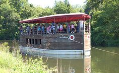 Harness a mule, build an aqueduct and more at the National Canal Museum in historic Bucks County!
