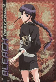Nemu Kurotsuchi - Bleach