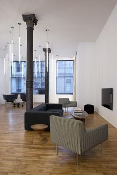 Communication design studio 80/20 specialize in improving digital world, user experiences. If the user experience of their real world (their NY loft office space) is anything to go by, they must be good at what they do.