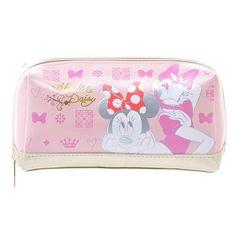 Minnie & Daisy Make-up Pouch