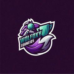 Design Art, Logo Design, Esports Logo, Game Logo, Logo Concept, Animal Logo, Logo Sticker, Cool Logo, Predator