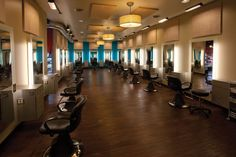Salon of Distinction: Van Michael Salon, Sandy Springs