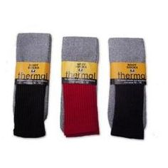 Amazon.com: DDI - Men's Thermal Socks (Cases of 120 items): Home & Kitchen Drink Sleeves, Shelter, Socks, Cases, Amazon, Kitchen, Cooking, Riding Habit, Sock