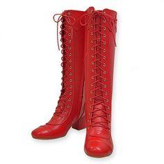 スカラップレースブーツ (Scallop lace Boots) ❤ liked on Polyvore featuring shoes, boots, lacy boots, lacy shoes, lace shoes and lace boots