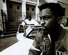 The Master of Hip Hop, Rakim! Eric B & Rakim